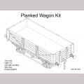 "! NEW ! - 5"" g. Wagon Kits"