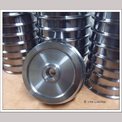 """5"""" gauge Narrow Gauge Wheel"""