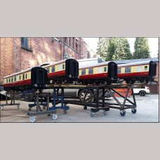 "7 1/4"" g. Ready-to-Run Coach"