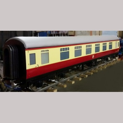 7¼ inch gauge - Complete Ride on Coach Basic Kit