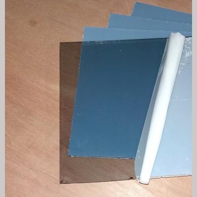 7¼ inch g. - Acrylic Sheet Set for Coach Kit Windows