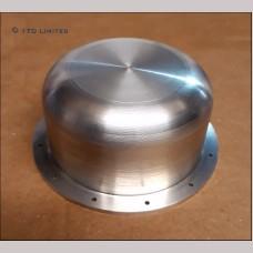 """7 1/4"""" gauge BR Standard Tender - Water Scoop Dome"""