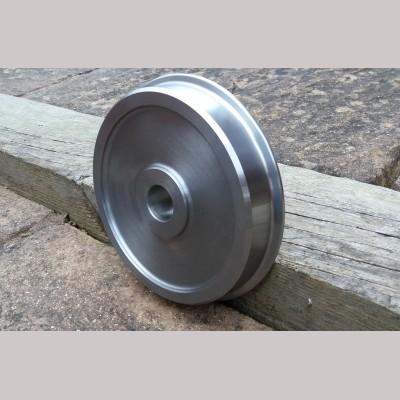 "7 1/4"" gauge Narrow Gauge Wheel - 5 1/4"" on tread"