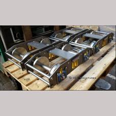 7¼ inch gauge: Heavy Duty Narrow gauge bogie