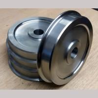 7¼ inch Narrow Gauge Wheel - Dished Face