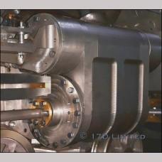 "7 1/4"" gauge BR Standard Class 7 Britannia - Cylinders"
