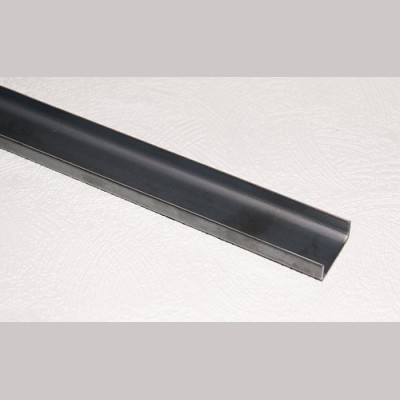 7¼ inch gauge: 9 inch x 3½ inch steel channel lengths - for wagon chassis
