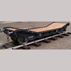 GWR Loriot-M Low Machine Wagon