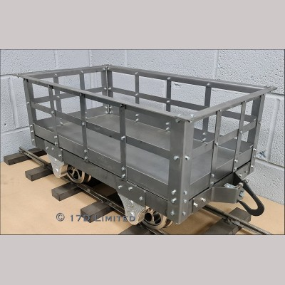 """7 1/4"""" g.  Complete Slate Wagon Kit"""