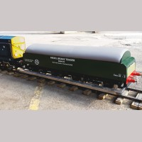 "5"" g. Diesel Brake Tender - Driving Truck"