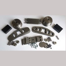 5 inch gauge: Bogie Kit - Kit version
