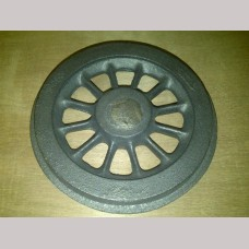7¼ inch gauge:  LMS 4000 gallon Tender Wheel Castings - each