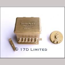 "5"" gauge: Silvertown Lubricator - 12 feed"