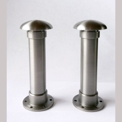 7¼ inch g. Pair of Stanier LMS 4000 Gal Tender Vents