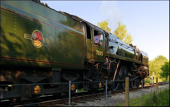 BR Standard Class 7 Britannia